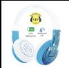 BUDDYPHONES Wave Bluetooth modro-bele vodoodporne brezžične slušalke