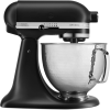 KITCHENAID 5KSM156HMEBM Artisan 300 W (črn) kuhinjski robot