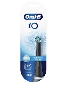 ORAL-B NASTAVKI ULTIMATE CLEAN BLACK 4ct