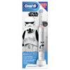 ORAL-B JUNIOR PRO3 STAR WARS električna zobna ščetka