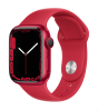 Apple Watch Series 7 GPS 41mm (PRODUCT)RED Alumini