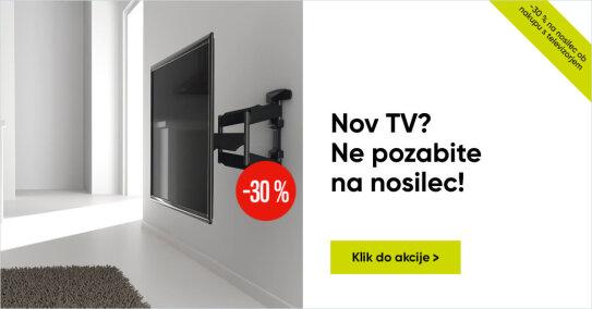 TV nosilec ceneje