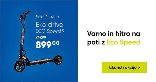 Eco speed