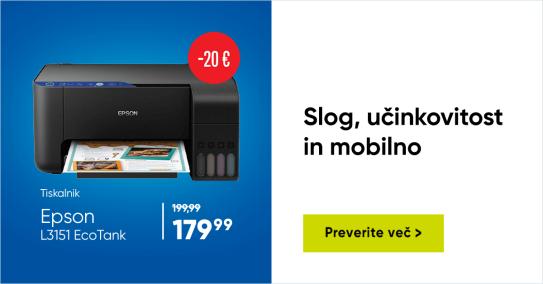 Epson tiskalnik