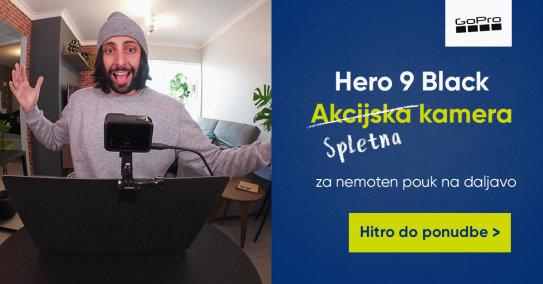 Gopro spletna kamera