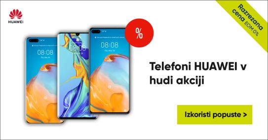 Huawei telefoni razrezana april