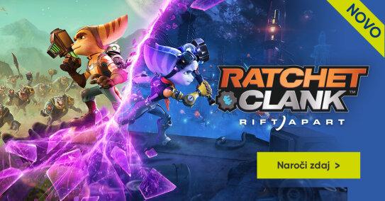 Ratchet&Clank Rift apart