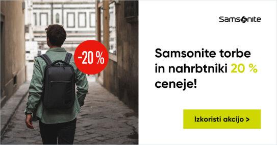 Samsonite torbe