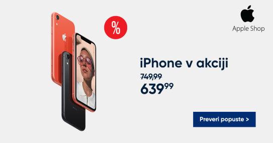 Apple iPhone XR akcija