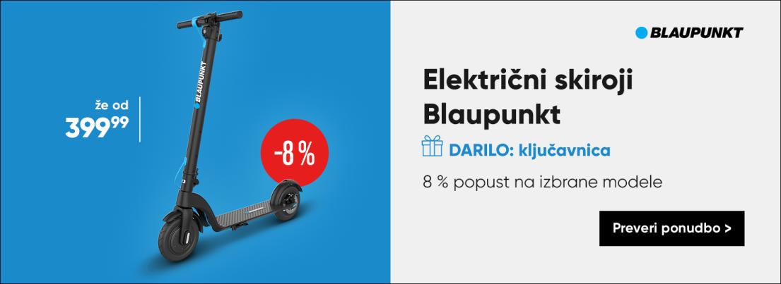 Blaupunkt skiro + ključavnica