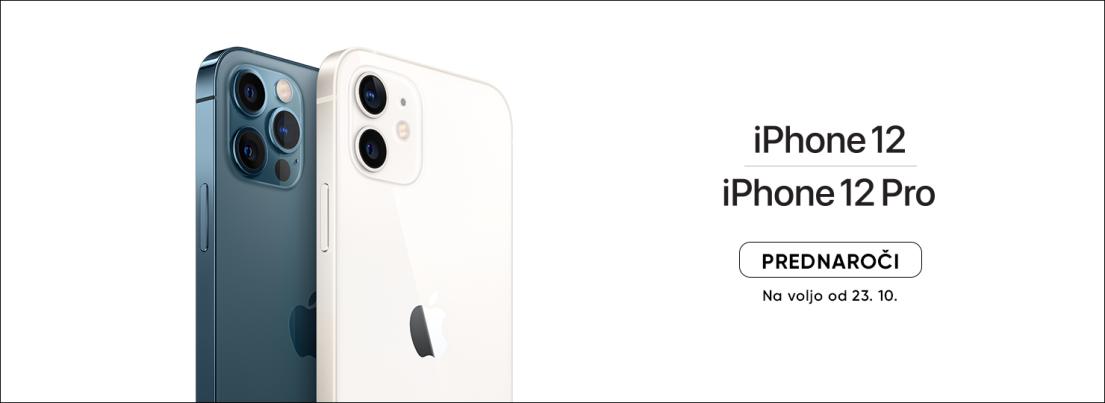 Apple iPhone 12 prednaročila