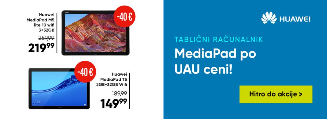 Huawei UAU tablični računalniki