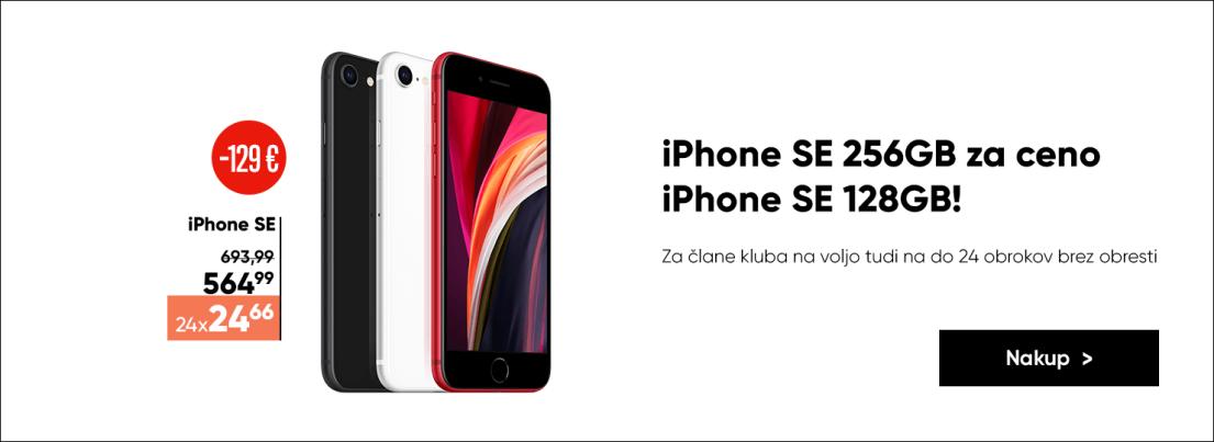 iPhone SE katalog