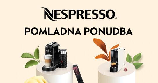 Nespresso maj