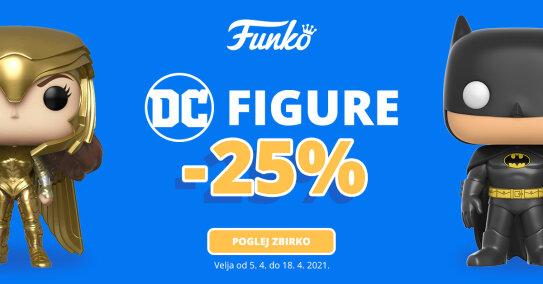 Funko DC znižanje