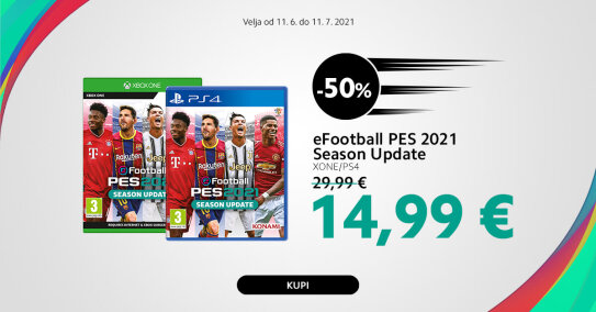 ePes 21 season update